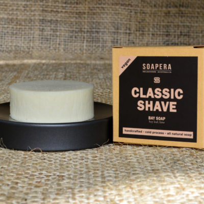 Classic Shave BAY RUM Soap