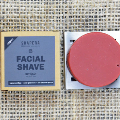 BAY RUM Facial Shaving Soap