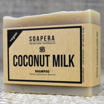 M-Coconut Milk Shampoo Bar