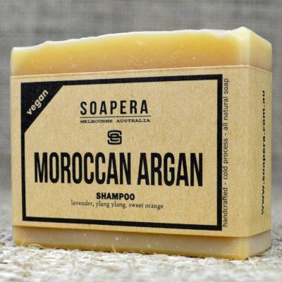 Moroccan Argan Shampoo Bar