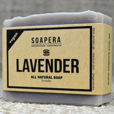 LUXURIOUS LAVENDER SOAP