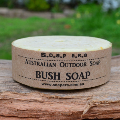 Australian Outdoor Soap-Bush Walker