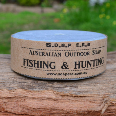 Australian Outdoor Soap-EcoFisher